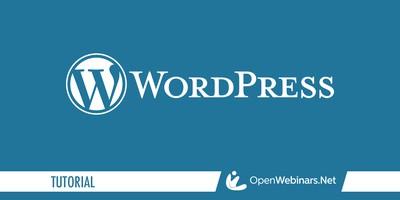 WordPress tutorial: Cómo instalar WordPress