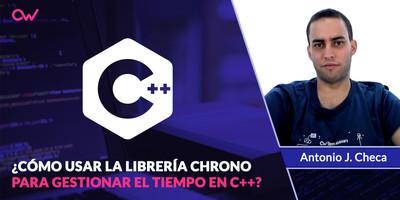 Cómo usar la librería Chrono en C++
