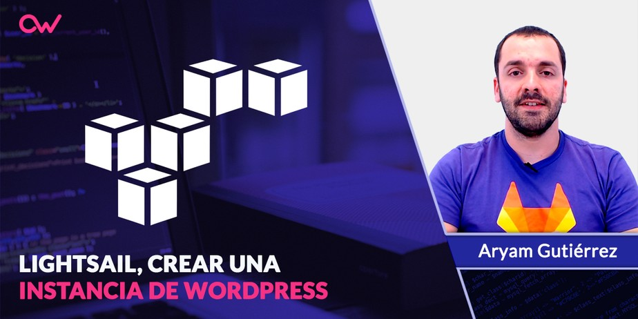 Lightsail, crear una instancia de WordPress