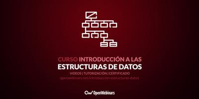Curso de introducción a las estructuras de datos