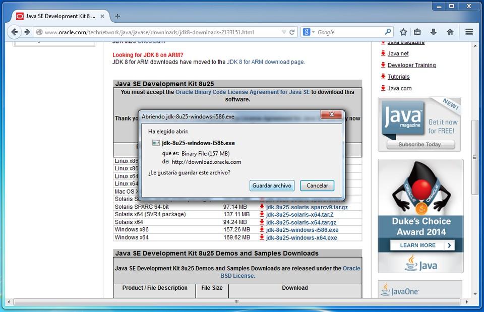 Imagen 1 en Instalación de Phonegap en Windows