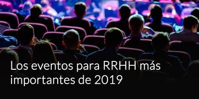 Los eventos de RRHH más importantes para la vuelta de tus vacaciones