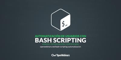 Automatización de usuarios con Bash Scripting
