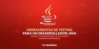 Herramientas de testing para un desarrollador Java