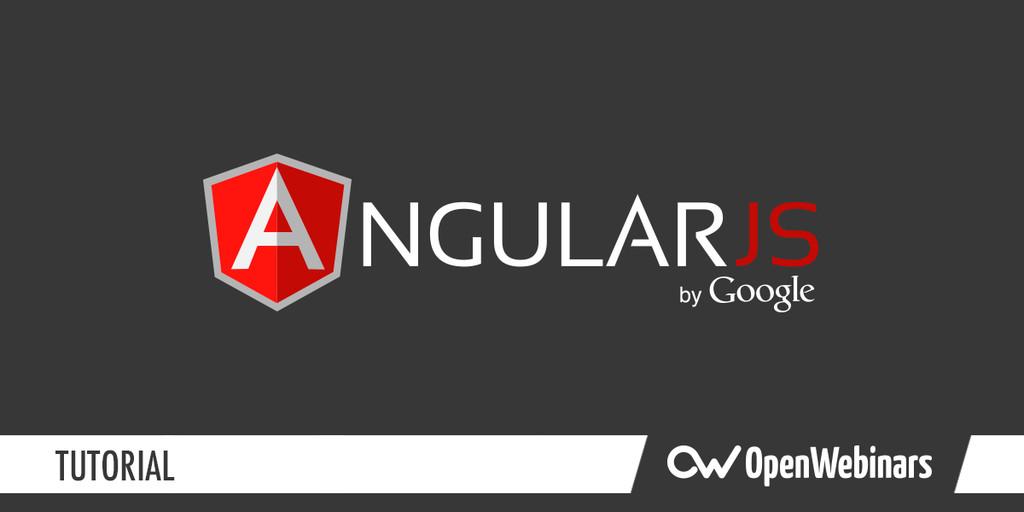 Tutorial de AngularJS 1.3