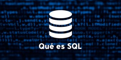 Que es SQL