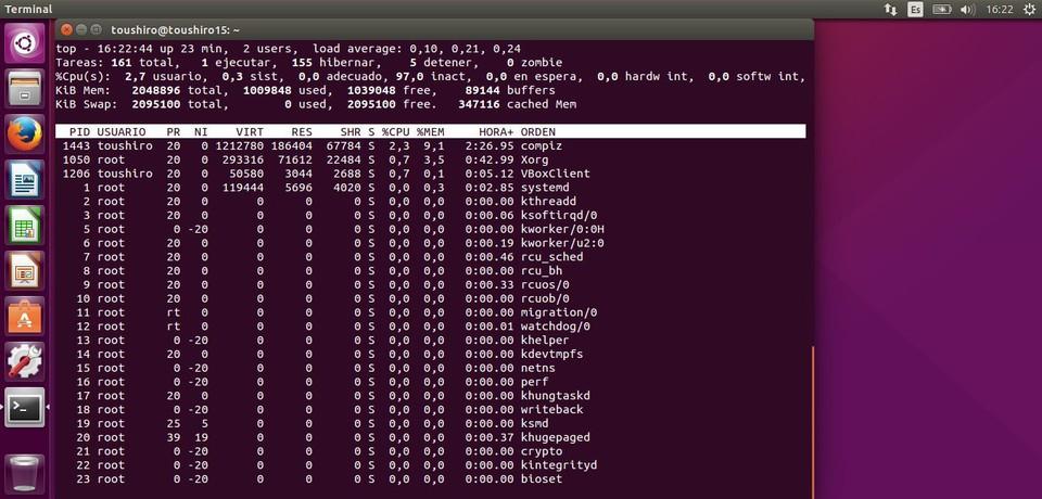 Imagen 5 en 20 comandos para administrar y gestionar facilmente los procesos en Linux