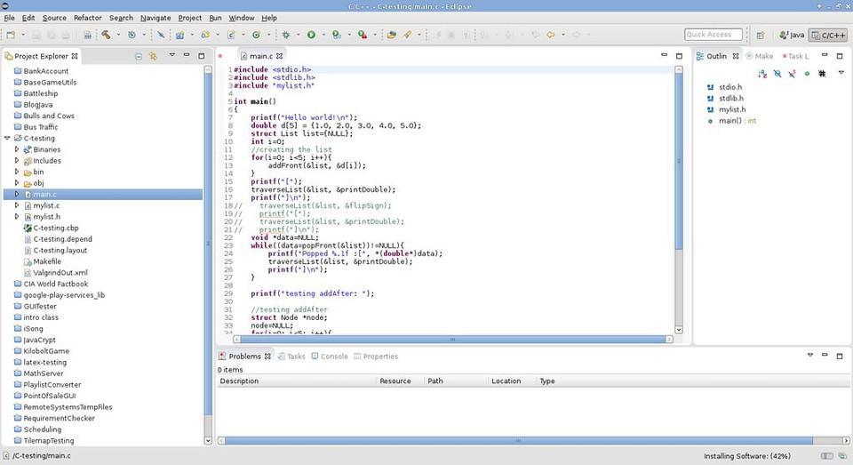 Imagen 2 en Principales IDEs, editores de texto y compiladores para C++