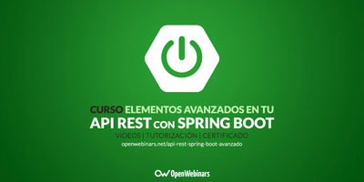 Curso de elementos avanzados en tu API REST con Spring Boot
