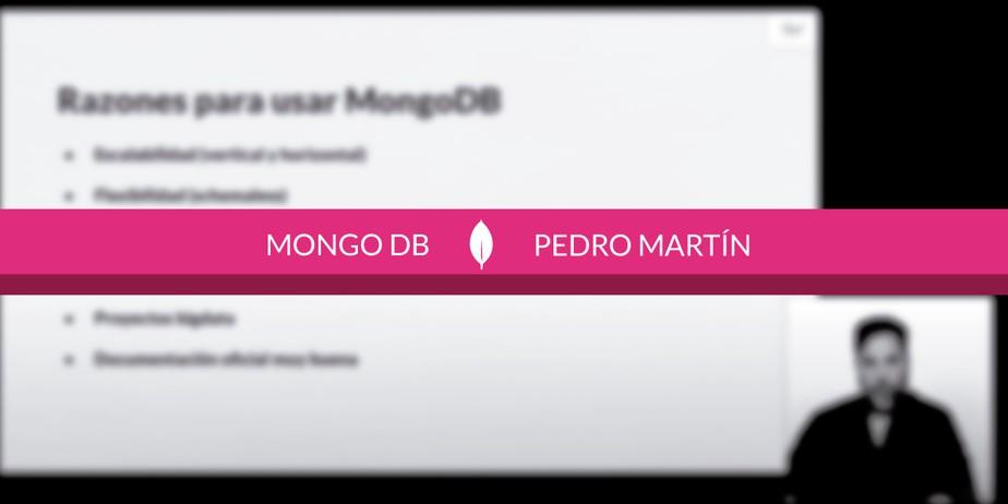 ¿Por qué usar MongoDB?