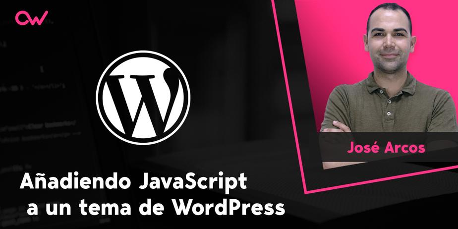 Añadiendo JavaScript a un tema de WordPress