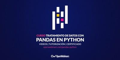 Curso de tratamiento de datos con Pandas en Python
