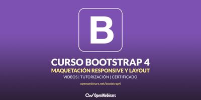 Bootstrap 4: Maquetación Responsive y Layout