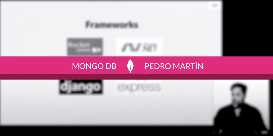 Lenguajes y frameworks recomendados para usar con MongoDB