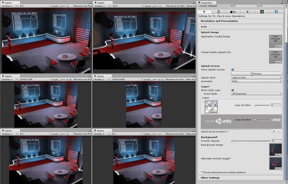 Imagen 9 en Unity 5.5 ya está disponible