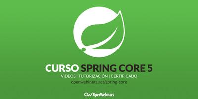 Curso de Spring Core 5
