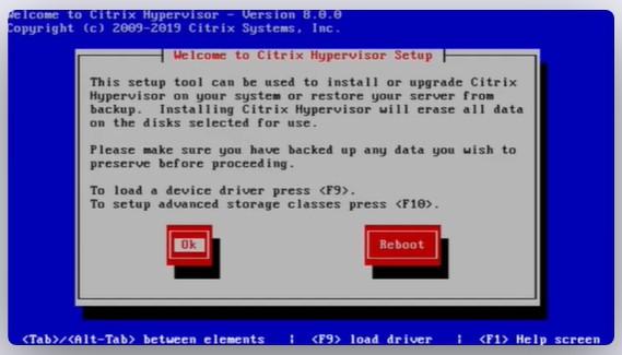 Imagen 2 en Cómo instalar Citrix Hypervisor