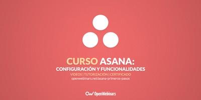 Curso de Asana: Configuración y funcionalidades