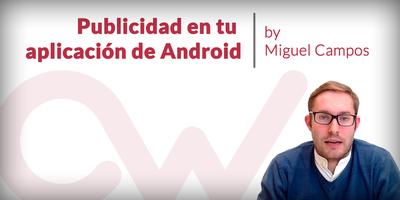 Meter publicidad en Android