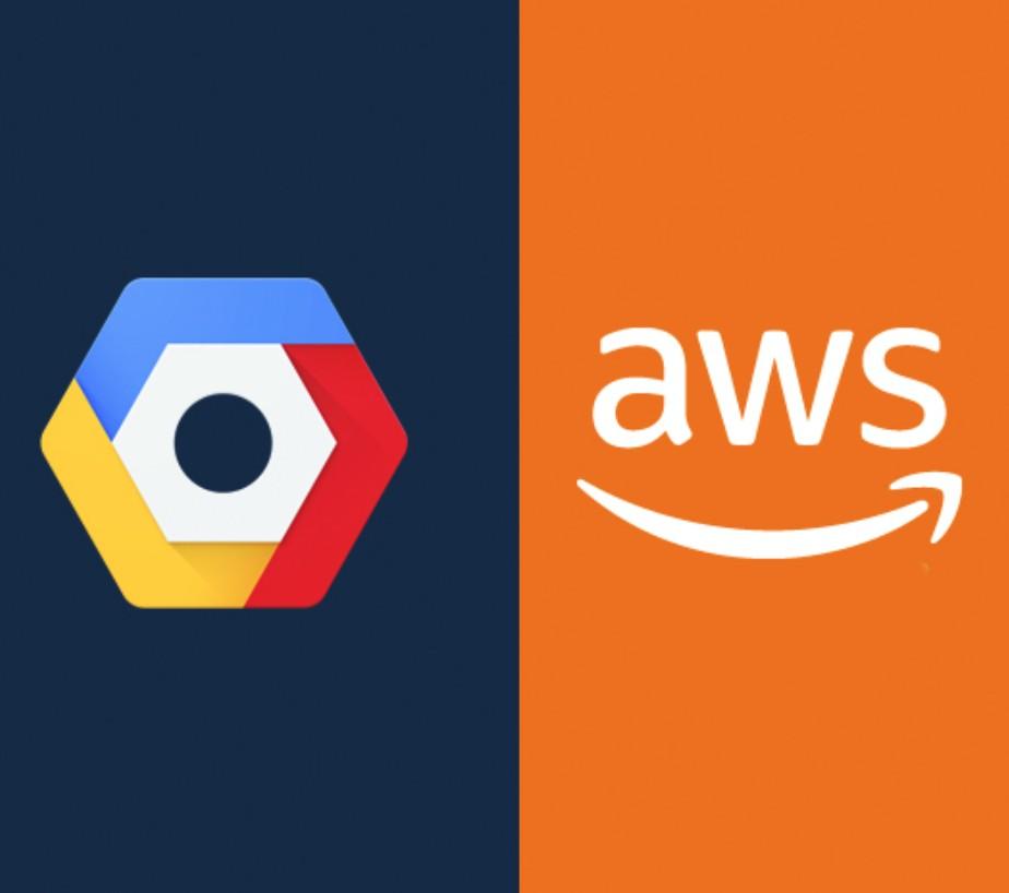 Imagen 0 en Google Cloud vs AWS