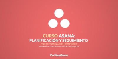 Curso de Asana: Planificación y seguimiento de proyectos