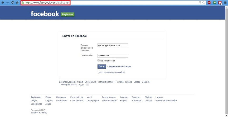 Imagen 11 en Hacking tutorial: Phishing en Facebook