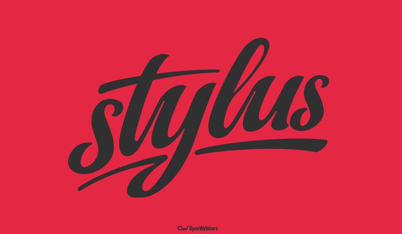 Stylus: el pre-procesador CSS que debes conocer desde hoy