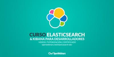 Curso de Elasticsearch y Kibana para desarrolladores