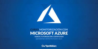 Curso de monitorización con Azure
