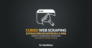 Curso de Web scraping: Extracción de datos en la Web