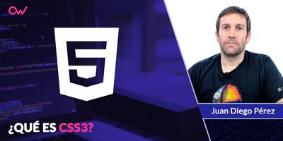 Qué es CSS3
