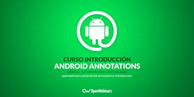 Curso de Android Annotations: Introducción