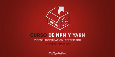 Curso de NPM y YARN, gestionando dependencias profesionalmente