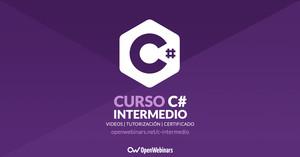 Curso de C# intermedio