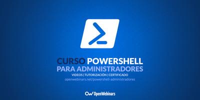 Curso de PowerShell para administradores