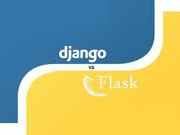 Imagen 0 en Django vs Flask
