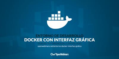 Crea tu propio entorno de desarrollo Docker con interfaz gráfica