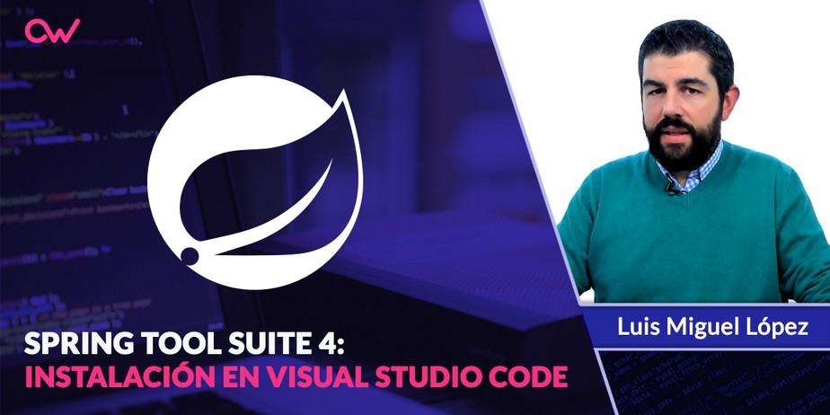 Descarga e instalación de Spring Tool sobre Visual Studio