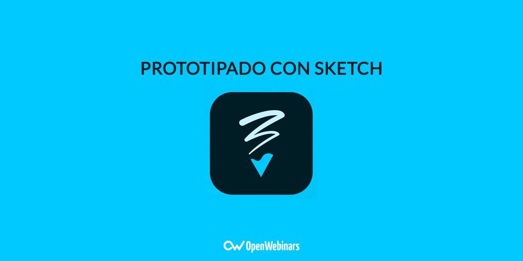 Prototipado con Sketch