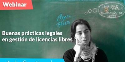 Buenas prácticas legales en gestión de licencias libres