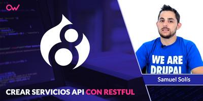 Crear servicios API con RESTful