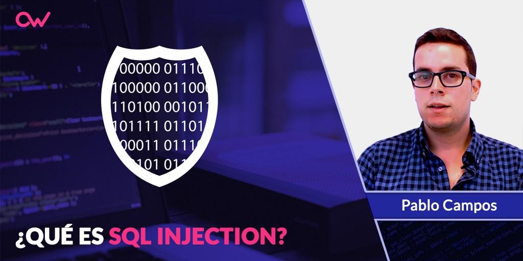 ¿Qué es SQL Injection?