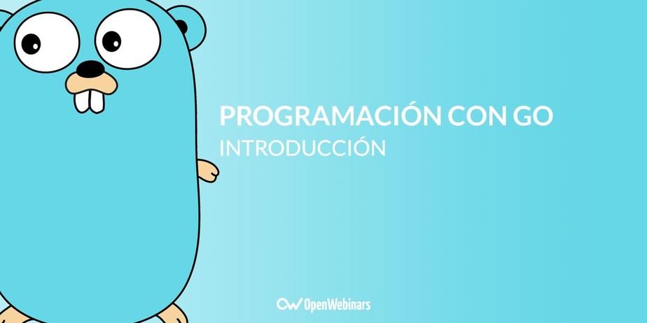 Programación con Go, introducción