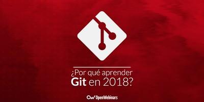 Por qué debes aprender Git en 2019