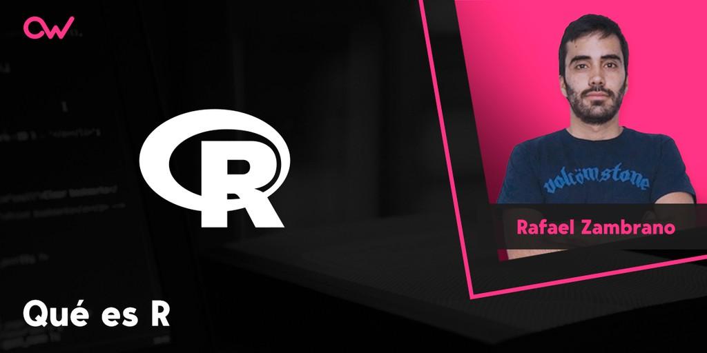 Qué es R y por qué utilizarlo