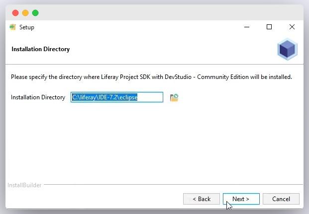 Imagen 2 en Cómo instalar Liferay en un entorno local de desarrollo