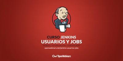 Curso de Jenkins: Usuarios y jobs