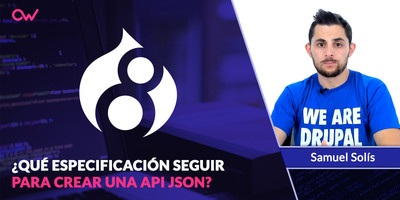 Qué especificación seguir para crear una API JSON