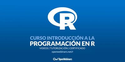 Introducción a la programación en R