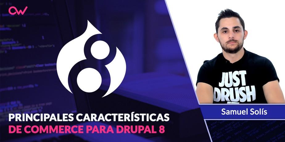 Características de Drupal Commerce